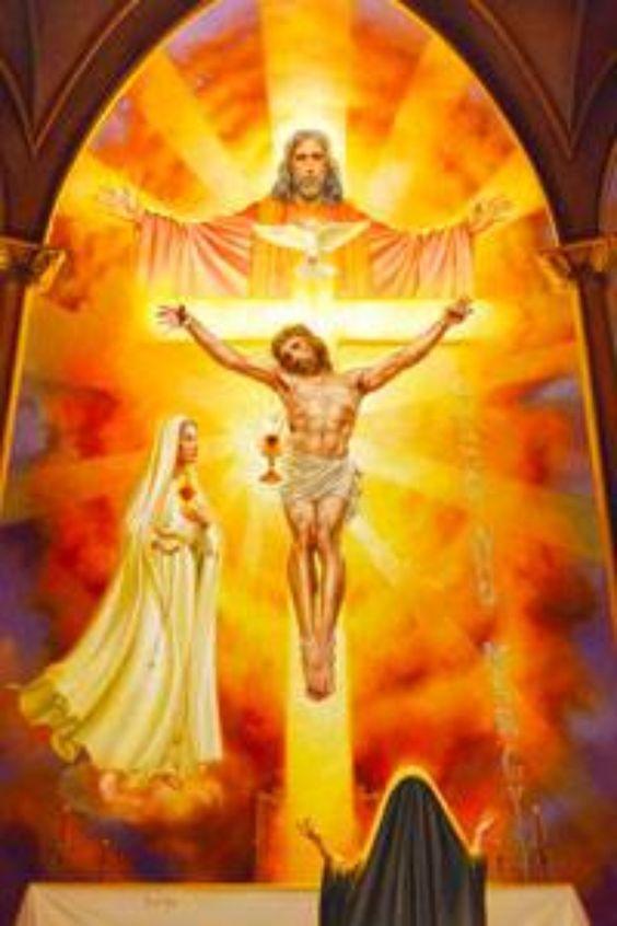 Last Vision of Sr Lucia
