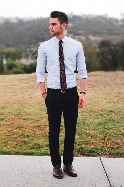 Mens business casual outfits