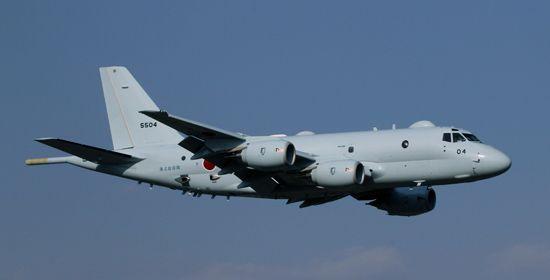 海上自衛隊の航空機