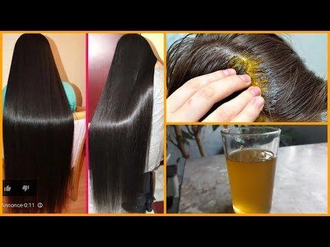 ضعيها على شعرك وستندهشين للنتيجة شعر طويل حريري كثيف مجربة X2f Youtube Hair