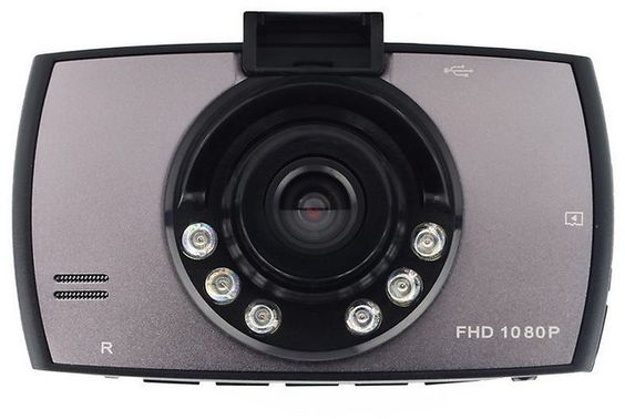 """1080p 2.7"""" DVR Car Dash Camera $10.07 (ebay.com)"""