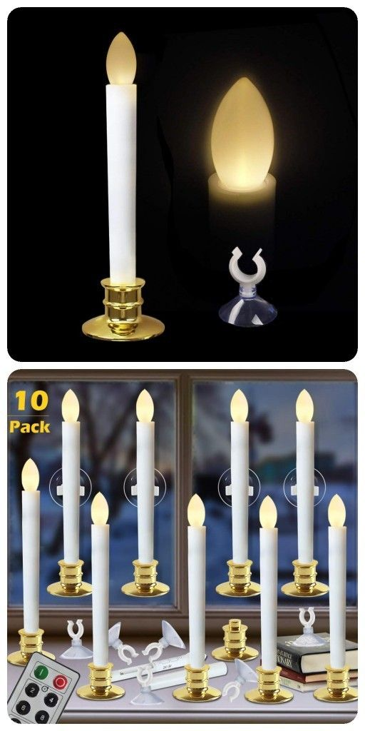 48++ Window candles with timers and suction cups ideas