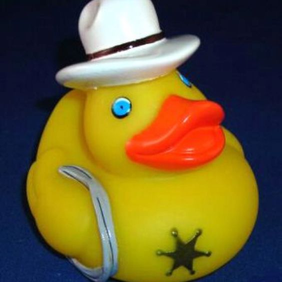 the sheriff rubber ducky watch out splish splash pinterest sheriff and watches. Black Bedroom Furniture Sets. Home Design Ideas