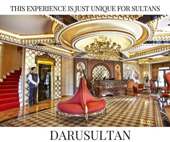 Hayattan aldığınız zevk, ince detaylarda saklıdır. Yüzyıllardır biriken İstanbul'un kusursuz detayları, #DarusultanHotel'ın girişinde sizi bekliyor.   Details about Istanbul makes you wondered? Darusultan Hotel, welcomes you with a Ottoman figure at entrance.   ☎ (+90) 212 2523232 💻 www.darusultan.com
