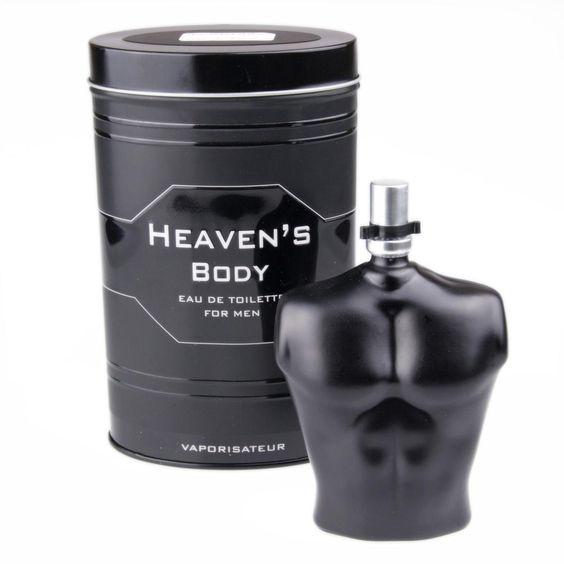 HEAVEN'S BODY for Men NG 100ml. 3,33 FL.OZ. - Surjeet Reena GmbH - Mode und Schmuck Grosshandel