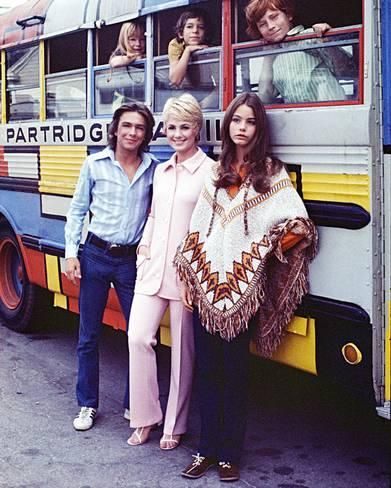 Photo: The Partridge Family : 14x11in