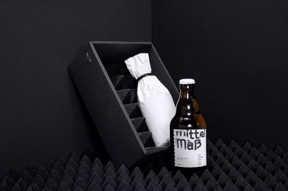 Mittelmaß (Concept) on Packaging of the World - Creative Package Design Gallery