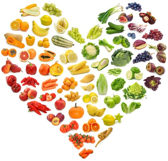 colors of the rainbow meals - Google Search