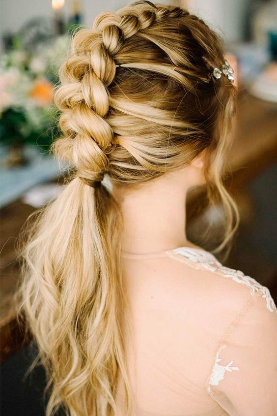Easy Summer Hairstyles To Wear On Hot Days Cool Braid Hairstyles Braids For Long Hair Braided Hairstyles Easy