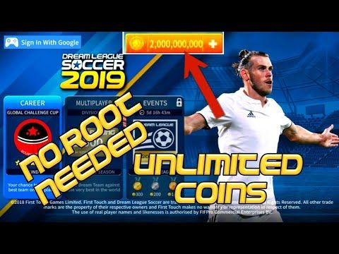 Dream League Soccer 2019 Mod Apk Free Games Game Resources Game Download Free