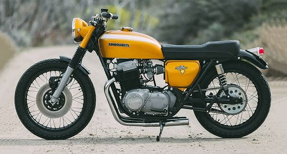 Rawhide Cycles gave this Honda the Midas touch | Classic Driver Magazine