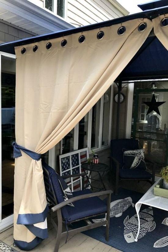Diy Gazebo Curtains Diy Gazebo Gazebo Curtains Outdoor