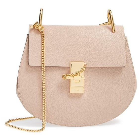 chloe look alike handbags - Chloe 'Drew' Leather Crossbody Bag (2,485 NZD) found on Polyvore ...