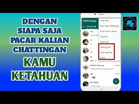 Cara Mengetahui Isi Chat Whatsapp Pacar Tanpa Aplikasi Youtube Pengetahuan Tahu Video