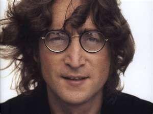 John Lennon, (1940-1980),  singer songwriter