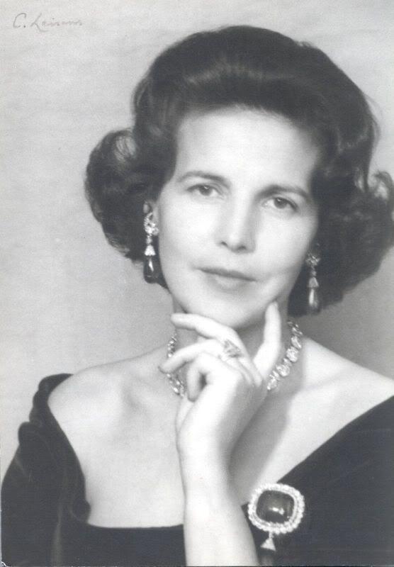 Princess Liliane de Rethy