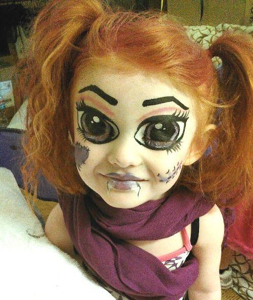 For Women Girls And Halloween Makeup On Pinterest