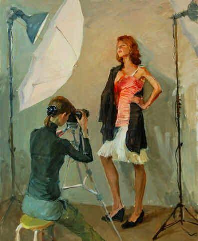 Por amor al arte: Valeriy Gridnev