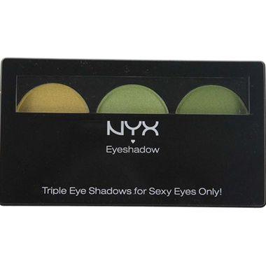NYX Trio Eyeshadow, TS44 Serengeti