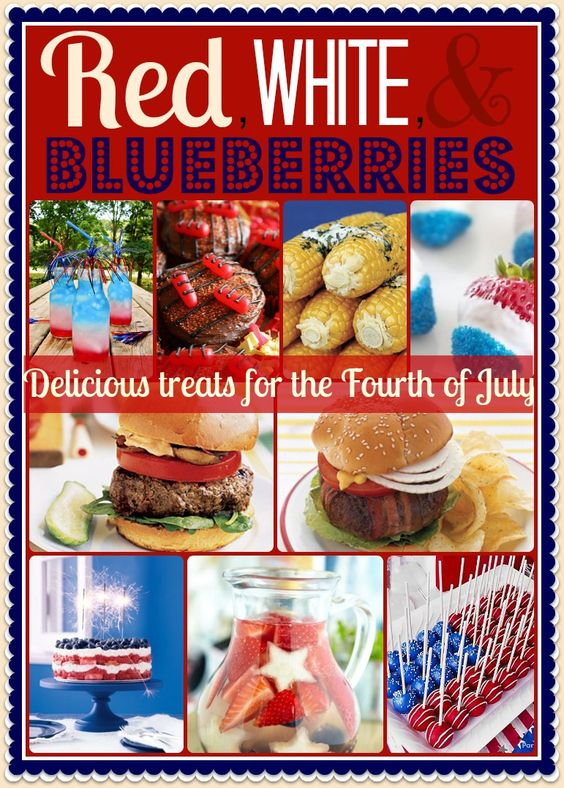 4th of july hamburger recipes