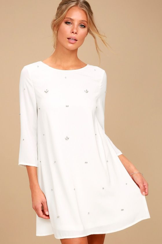 27+ White swing dress ideas in 2021