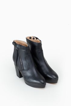 Acne Studios Track Boot (Black)