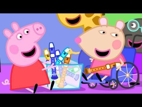 Peppa Pig Full Episodes Season 8 Compilation 54 Kids Video Youtube Peppa Pig Full Episodes Peppa Pig Peppa Pig Toys