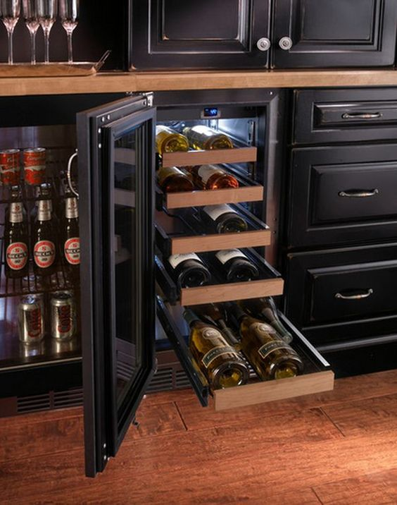 kitchen cabinet must haves undercounter refrigerators the new must in modern 19180