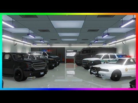 Cool Storing Police Vehicles Cop Cars In Garages Rockstar States New Dlc Updates Coming To Gta Online Police Cars Vehicles Gta Online