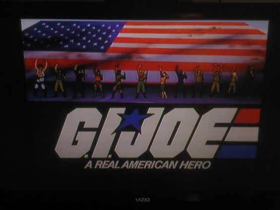 A REAL AMERICAN HERO.  The 1 line NEITHER MOVIE put in their titles.  WTC! !!