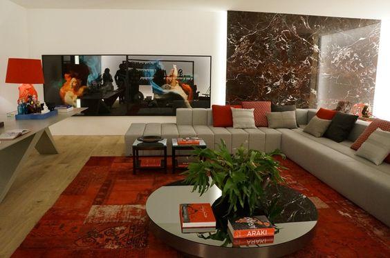 Ambiente de Guilherme Torres na Casa Cor PR