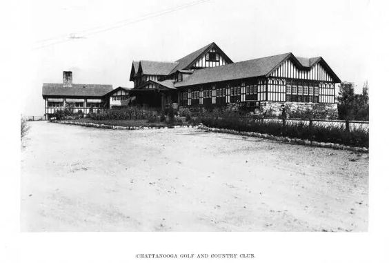 Chattanooga Golf & Country Club 1914