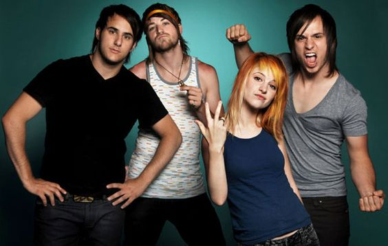 Paramore/Haley Williams