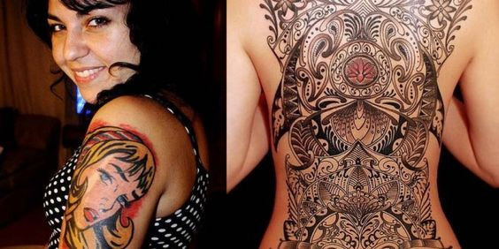 FOTOS DE TATUAGENS FEMININAS – Tattoo Feminina