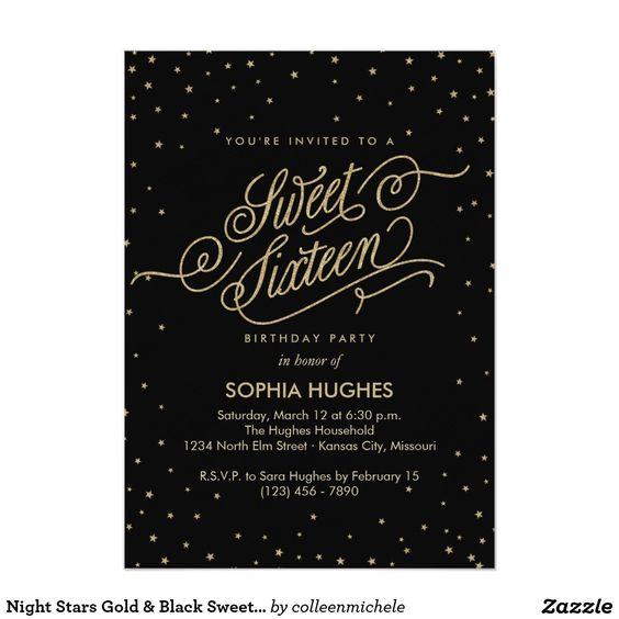 Sweet Sixteen Invitation was nice invitation template