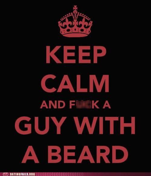 beards.