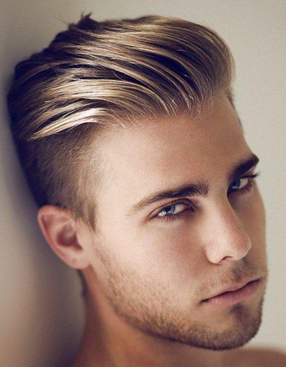Manner Frisuren Kurz 2019 Blond Frisuren Coole Frisuren Manner