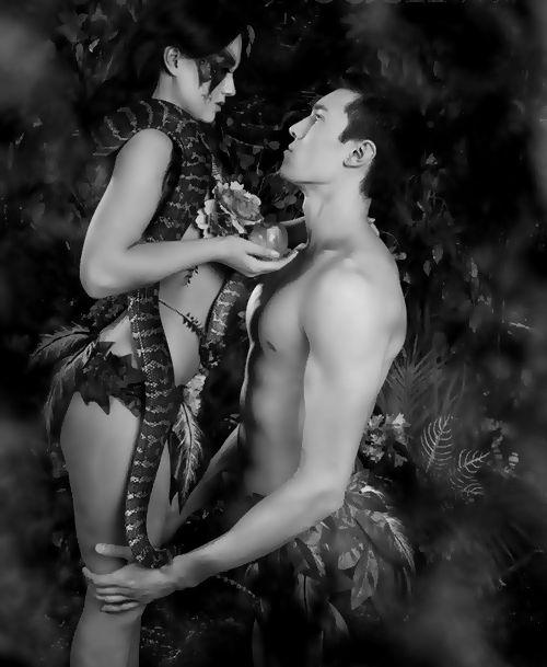 Adam and Eve: