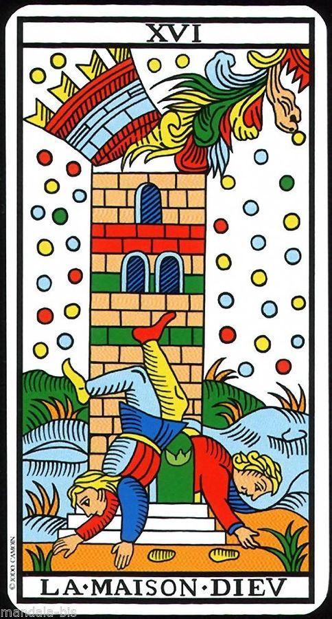 Tarot De Marseille Camoin Jodorowsky Avec Livret Carte Cards