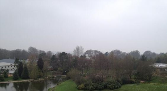 Dull and grey day in Bath, taken by Robert Watson on Twitter
