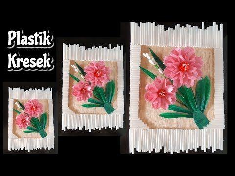Paling Populer 16 Gambar Cara Membuat Bunga Plastik Cara Membuat Bunga Dari Kantong Plastik Kresek Loliasian Diy By Pramita Cara M Di 2020 Bunga Bunga Dahlia Gambar