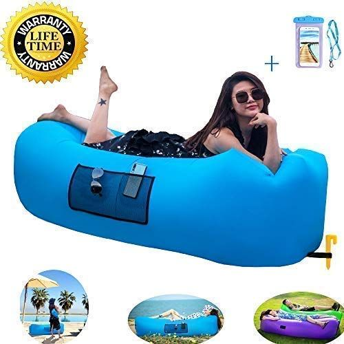 Superb Lamtwek Fast Inflatable Couch Air Sofa For Break Indoor Or Pabps2019 Chair Design Images Pabps2019Com