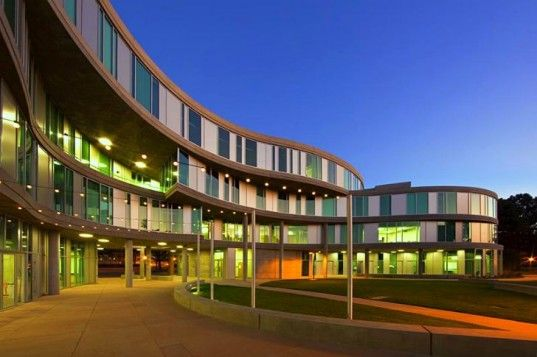 School of Humanities at UC Irvine, #LEED Platinum, Irvine, Calif. by @fentressarch