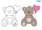 Valentine Coloring Fun #ValentinesDay #Party #Ideas #DIY #Printable #crafts #coloring for #kids