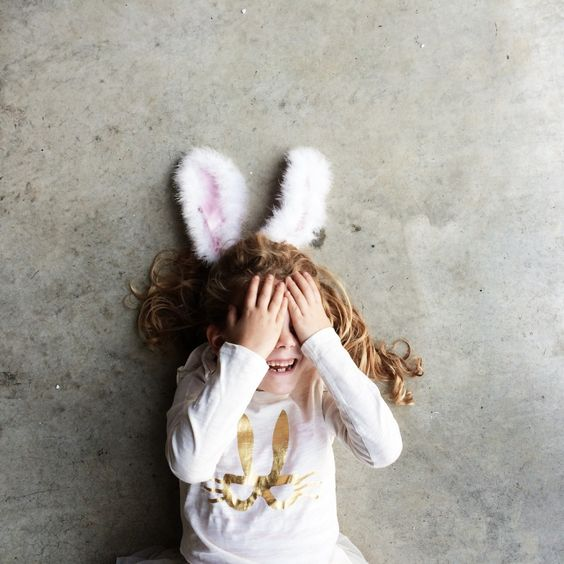 Easter bunny ears - so cute | gizandchip | VSCO