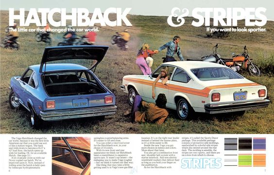 1974 Chevrolet Vega Hatchback