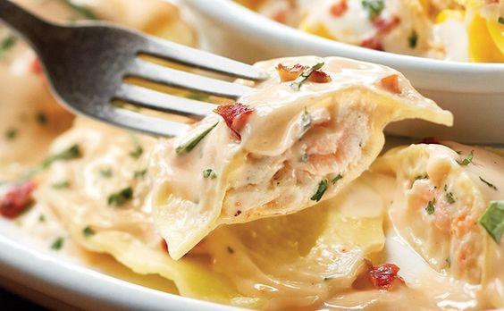 lobster-ravioli