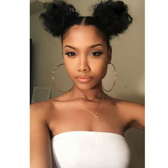 Pleasant Posts Hairstyles And Buns On Pinterest Short Hairstyles For Black Women Fulllsitofus