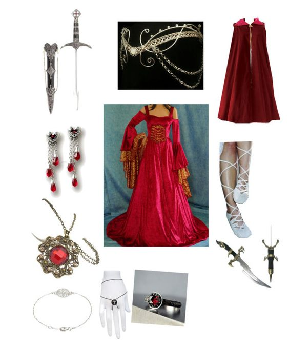 """""""Red Wedding (INDIA)"""" by tigresafire ❤ liked on Polyvore featuring STONE"""