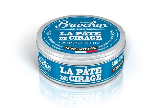 Pâte de cirage sans silicone Jacques Briochin #Briochin #Cirage